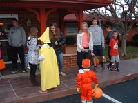Trick or Treat at Marie's Candies October 2015