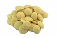 White Chocolate Wafers - 1/2 lb.