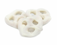 White Coating Pretzels - 1/2 lb.