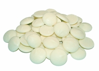 White Coating Wafers - 1 lb.
