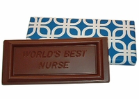 World's Best Nurse Bar - 5 oz.