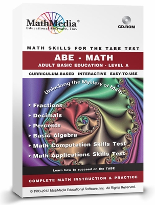ABE - MATH<br>License for 30 computers