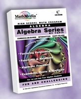 """Algebra By Topic"" (4 programs) for a bundle price!"