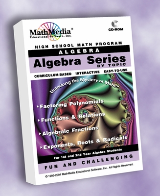 Algebra Series By Topic