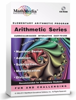 Arithmetic Series<br>(Set of 5 skills programs)