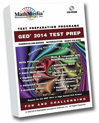 GED 2014 (Bundle of 23 Programs)<br>License for 30 Computers