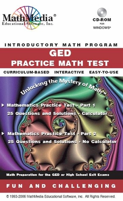 GED - Math Test with solutions