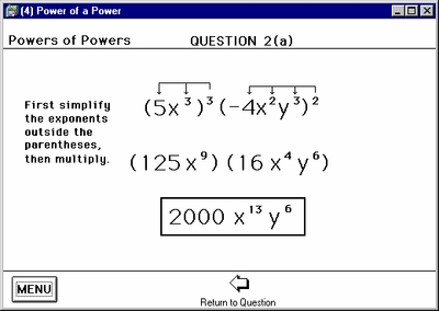 High School Algebra Series By Topic<br>PLUS Algebra Basics (Pre-Algebra)<br>Set of 5 Programs for a Bundle Price