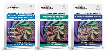 Reading and Thinking Series + Grammar Basics + Values