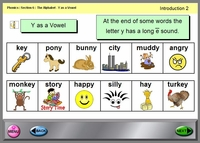 Sec6 Intro2 - Y as a Vowel - Listen - Practice - Read