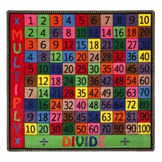 Educational Classroom Rugs For K-3
