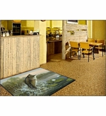 Large Mouth Bass Entrance Mat