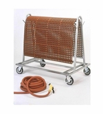 Mobile Mat Wash Rack