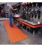 Rubber Runner Matting