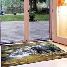 Printed Wildlife Mats