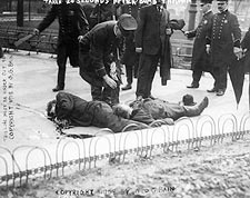Anarchists Riots Union Square, NYC 1908 Photo Print for Sale