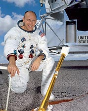 Astronaut Alan Bean Photos
