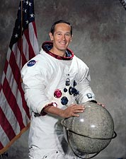 Astronaut Charles Duke Photos