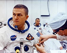 Astronaut Frank Borman Photos