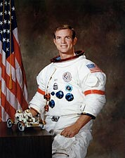 Astronaut David Scott Photos
