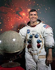 Astronaut Fred Haise Photos