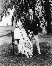 Attorney General Harry M. Daugherty & Wife Photo Print for Sale