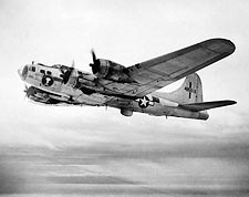 B-17 / B-17F Flying Fortress Bomber WWII Photo Print for Sale