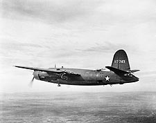 B-26 Martin Marauder WWII Aircraft Tunisia Photo Print for Sale