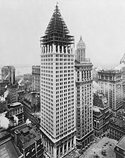 Bankers Trust Company Building, NYC 1911 Photo Print for Sale