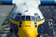 Blue Angels C-130 'Fat Albert' Cockpit Photo Print for Sale