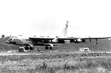 Boeing B-52 Stratofortress 1st Flight Photo Print for Sale