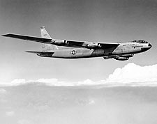 Boeing XB-52 / B-52 Prototype in Flight Photo Print for Sale