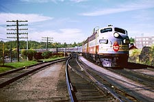 Canadian Pacific FP-7ABA Railroad Photo Print for Sale