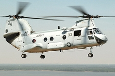 Ch-46 / CH-46D Sea Knight Helicopter Photo Print
