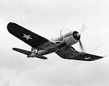 Chance Vought F4U Corsair WWII Aircraft Photo Print for Sale