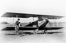 Charles Lindbergh Sergeant Bell Airplane Photo Print for Sale