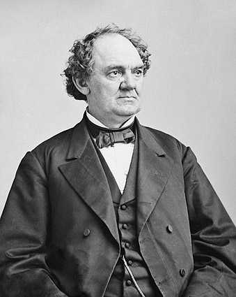Circus Entertainer & Showman P. T. Barnum Photo Print