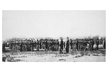 Civil War African American Colored Infantry Photo Print