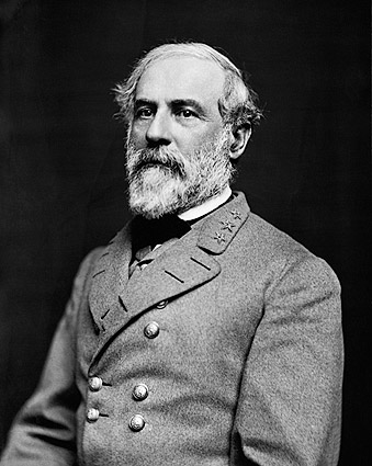 Civil War General Robert E. Lee Photo Print