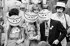 Democratic National Convention NYC 1976 Photo Print for Sale