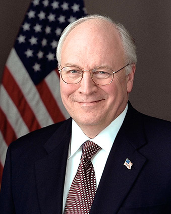 Dick Cheney Official Vice President Photo Print