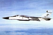 EF-111 Raven Aircraft Air Force 1967 Photo Print for Sale