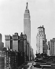 Empire State Building, New York City 1931 Photo Print for Sale