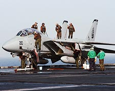 F-14 / F-14B Tomcat Red Rippers VF-11 Photo Print for Sale