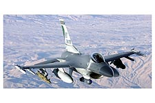 F-16 Fighting Falcon Aircraft Air Force Photo Print for Sale