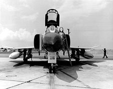 F-4 Phantom II Front View Air Force Photo Print for Sale