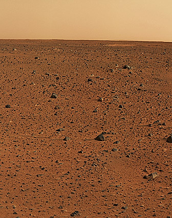 mars rover first photo - photo #18