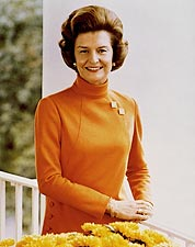 First Lady Betty Ford Portrait  Photo Print for Sale