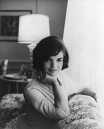 First Lady Jacqueline Kennedy White House Photo Print