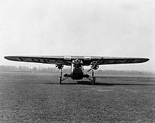 Fokker F.VII / FVII Trimotor Aircraft Photo Print for Sale